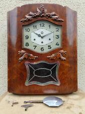 MPC-240 Nouveau Seiko 4//4 Westminster /& Whittington carillon pendule horloge mouvement
