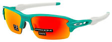 Oakley Flak XS Sunglasses OJ9005-0759 Celeste | Prizm Ruby Polarized Lens