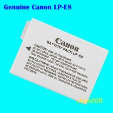Genuine Canon LP-E8 Battery For Rebel T2i T3i T4i T5i Kiss X6 X7i 600D 650D 700D