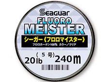 KUREHA SEAGUAR FLUORO MEISTER 240m 20lb #5