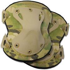 Bulldog Tactical Esercito Militare Airsoft di protezione ginocchiere COPPIA MTP Multicam