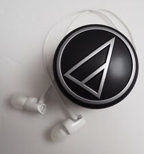 Audio-Technica ATHCLR100WH In-Ear Headphones, White Used but great condition