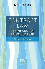Contract Law: A Comparative Introduction Second Edition Jan M. Smits NEW