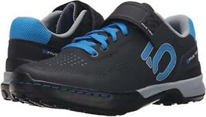 New Women's Five Ten 510 by Adidas Kestrel Lace Bike Shoes Size 7 Grey Blue