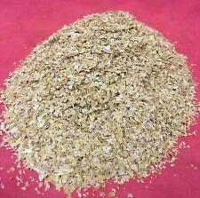 Reptile Cricket Mealworm Cibo Crusca fibra IDEA cibo per mantenere viva LIVE insetti 50g