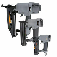 NuMax NM6432123 Pneumatic Finish Nailer Combo Kit NEW NOB