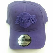 New Era Los Angeles Lakers Sports Fan Cap 1d578565fa54