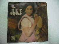 JULIE RAJESH ROSHAN 2253 006 1975 RARE BOLLYWOOD india OST EP 45 rpm RECORD vg+