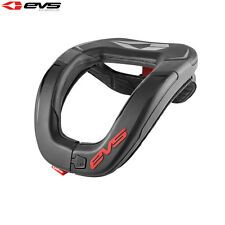 EVS Youth R4 Neck Protection Brace Collar Motocross Enduro BMX Support Black