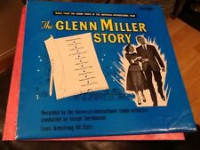 FILM SOUNDTRACK The Glenn Miller Story . In The Mood / Louis Armstrong All Stars