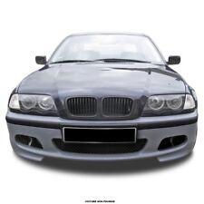 PARE CHOC AVANT BMW E46 + ANTIBROUILLARD STYLE PACK M  NEUF