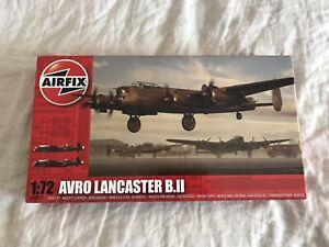 Avro Lancaster BII Airplane Model Kit