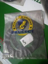 N.O.S lot de 5 joint de carter moteur PEUGEOT 101 102 mobylette