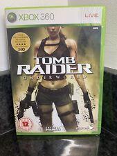 Tomb Raider Underworld le jeu vidéo Microsoft Xbox 360