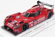 Nissan Gt-R Lm Nismo #23 24H Le Mans Lmp1 2015 Chilton Pla Spark 1:43 S4642