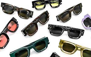 Rhude Thierry Lasry Rhevision Sunglasses