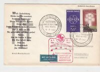 France 1960 Airmail Slogan Cancels Memories of the Dead Stamps Cover  Ref 29758