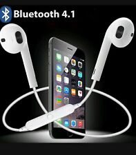 MST-S6 OMG Bluetooth Headset Wireless Stereo Headphone Earphone Earbuds With Mic