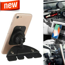 360 Magnetic Car CD Slot Mount Holder Cradle for iPhone X Cell Phone Samsung