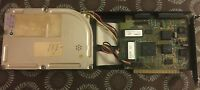 Hardcard Card Drive 30 w/ Seagate ST-11R Controller and ST-157R 49mb RLL HDD