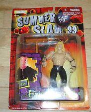 1999 WWF WWE Jakks Test Wrestling Figure MOC Summerslam 99 Fully Loaded 2 Series