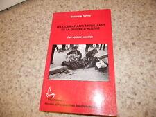 1995.Combattants musulmans de la guerre d'Algérie.Faivre Maurice