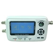 SF-560 Digital Satellite Finder Signal Meter Sat Dish Finder DVB-S/T/S2/T2