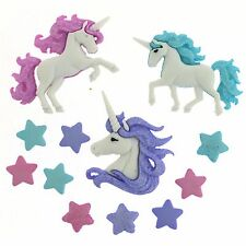 Jesse James Buttons ~ Dress It Up ~ MAGICAL UNICORNS 9357 ~ Sewing ~ Crafts