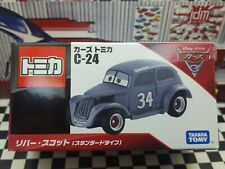 TOMICA C-24 CARS RIVER SCOTT (STANDARD TYPE) NEW IN BOX