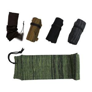 "14"" Gun Pistol Sock Handgun Silicone Treated Sleeve Storage Bag Cover Anti-Dust"