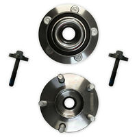 Ford Focus Mk2 2.5 RS500 ST2 ST3 ST225 2x Front Hub Wheel Bearing Kit Pair Lh Rh