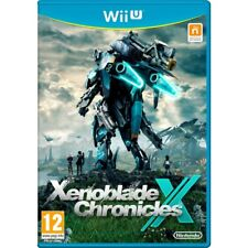 Nintendo Wii U Xenoblade Chronicles X Game