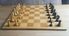 Schachspiel Holz