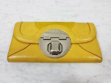 MIMCO womens Standoff yellow Wallet