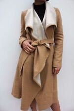 Wool Blend Waterfall Coats & Jackets for Women