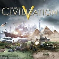 CIVILIZATION V STEAM key