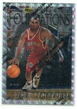 1996-97 Finest Refractor 265 Jerry Stackhouse Silver Uncommon