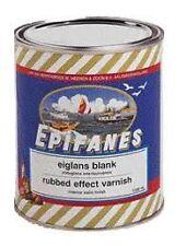 Epifanes Rubbed Effect Marine Varnish 500ml GOOD SCRATCH RESISTANCE E7