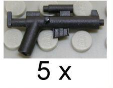 Little Arms Star Wars Waffe / 5 x Revolt Rifle für LEGO Rebellen schwarz NEUWARE
