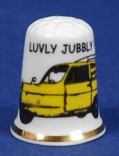 Only Fools and Horses 'Luvly Jubbly' China Thimble B/47