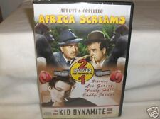 Africa Screams & Kid Dynamite-2 Movies (DVD) New-> Free To US