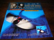 4AD - DEAD CAN DANCE - PUBLICITE / ADVERT SPIRITCHASER