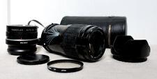 SONY NEX E Mount DSLR fit 60mm 200mm 400mm ZOOM lens NEX-5 3 F5 5R 6 VG20 etc