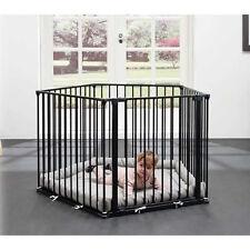 parc et barrière de sécurité Park-A-Kid 5 lati Nero Baby Dan