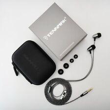 TENNMAK in earphone headphone canal High-quality sports metal Brand New sealed