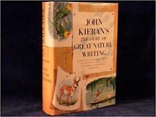 First Edition, Antiquarian, Treasury of Great Nature Writing , John Kieran, 1957
