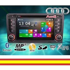 Radio de coche Erisin Es7147a 2 DIN 7 pulgadas GPS para Audi A3