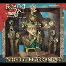 Mighty Rearranger by Robert Plant & the Strange Sensation/Robert Plant (CD, May…
