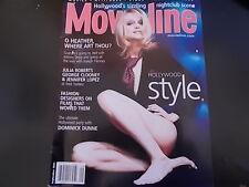 Heather Graham - Movieline Magazine 2001