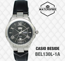 Casio Beside Series Ladies' Analog Watch BEL130L-1A